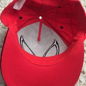 Marvel Accessories - Boys Marvel Spider-Man adjustable hat